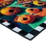 Seletti Toiletpaper Rectangular Rug Food with Holes 2