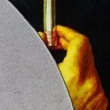 Seletti Toiletpaper Round Rug Lipsticks 3