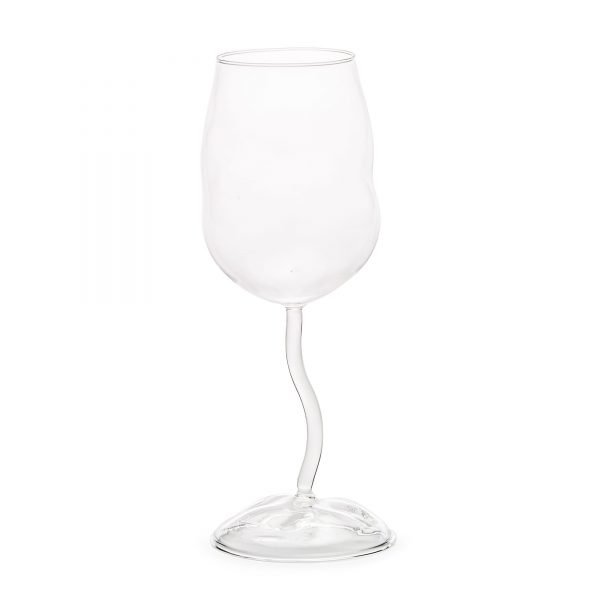 SELETTI GLASS FROM SONNY WINE GLASS SET OF 4 ALTI