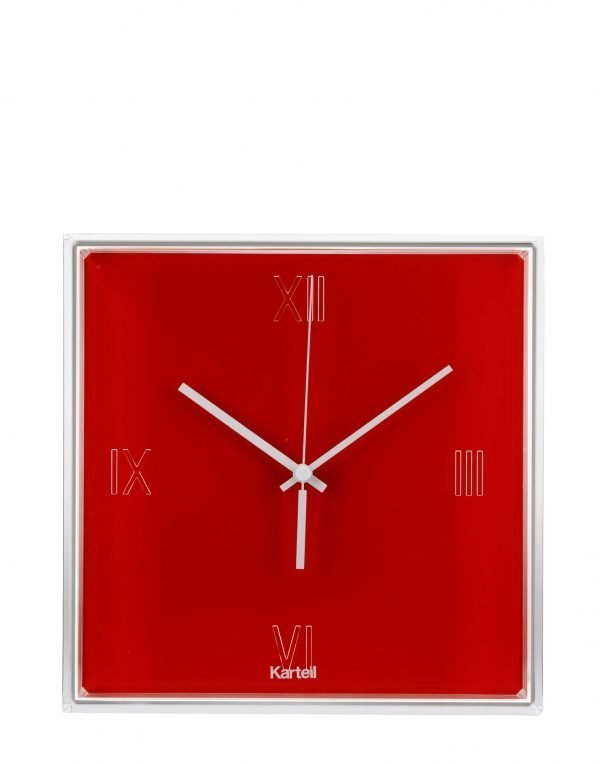 KARTELL TIC&TAC ROSSO