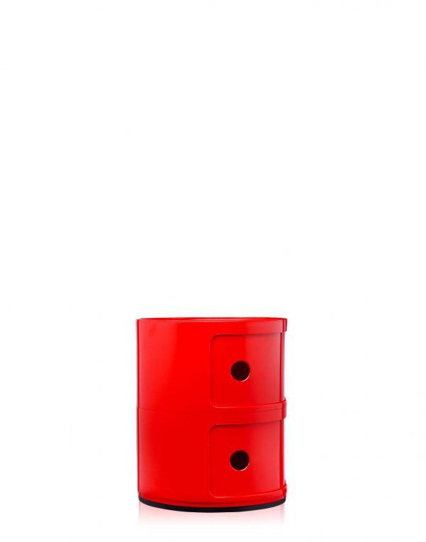KARTELL COMPONIBILI H40 ROSSO 1