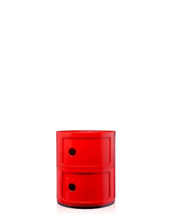 KARTELL COMPONIBILI H40 ROSSO 2