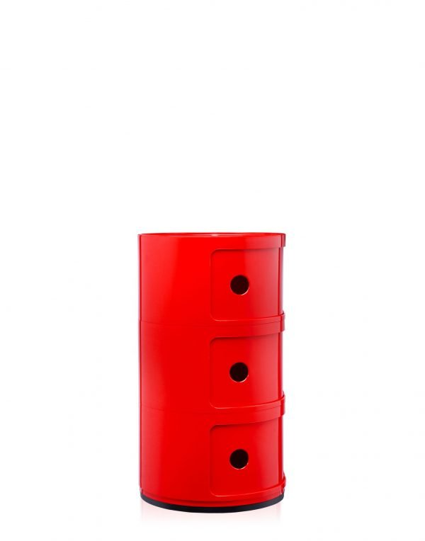 KARTELL COMPONIBILI H58 ROSSO 1