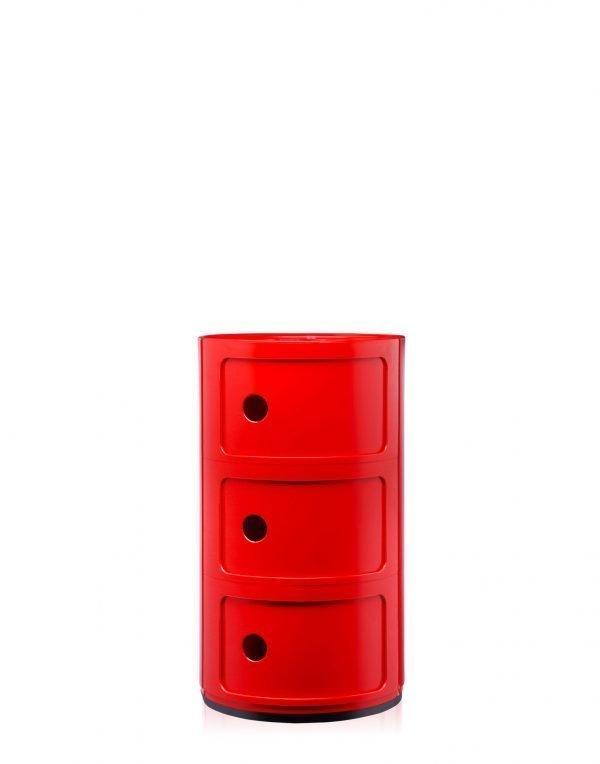 KARTELL COMPONIBILI H58 ROSSO 2