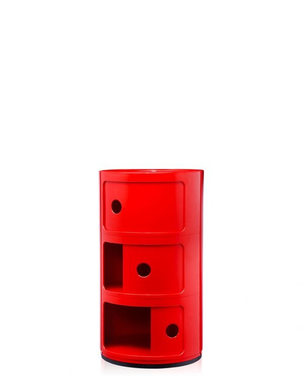 KARTELL COMPONIBILI H58 ROSSO 3