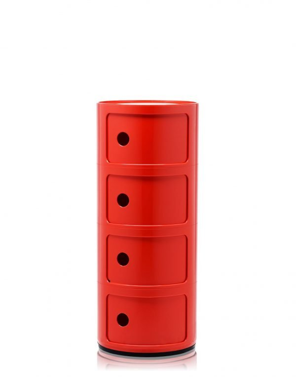 KARTELL COMPONIBILI H77 ROSSO 2