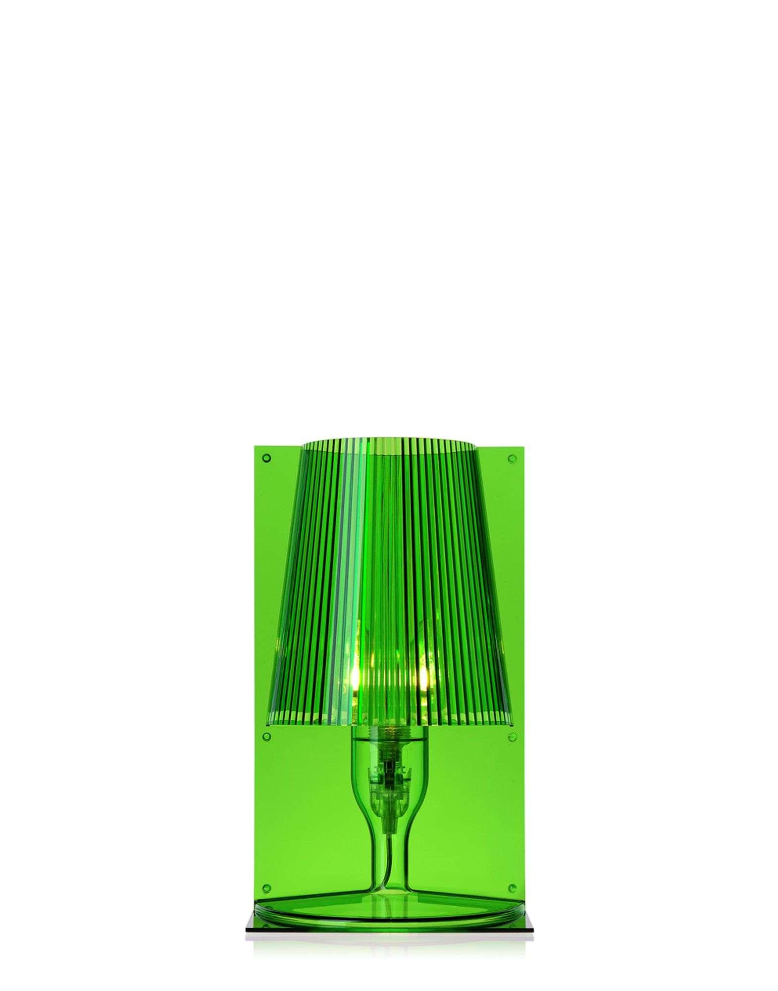Kartell take lampada da tavolo della pia home 1965 for Lampada kartell prezzo