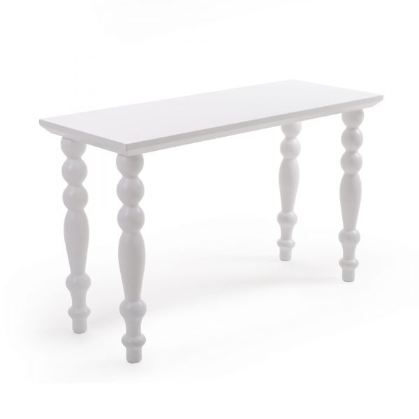 SELETTI HERITAGE COFFEE TABLE RECTANGULAR WHITE 1