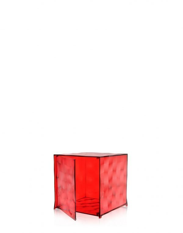 KARTELL OPTIC CON ANTINA ROSSO 1