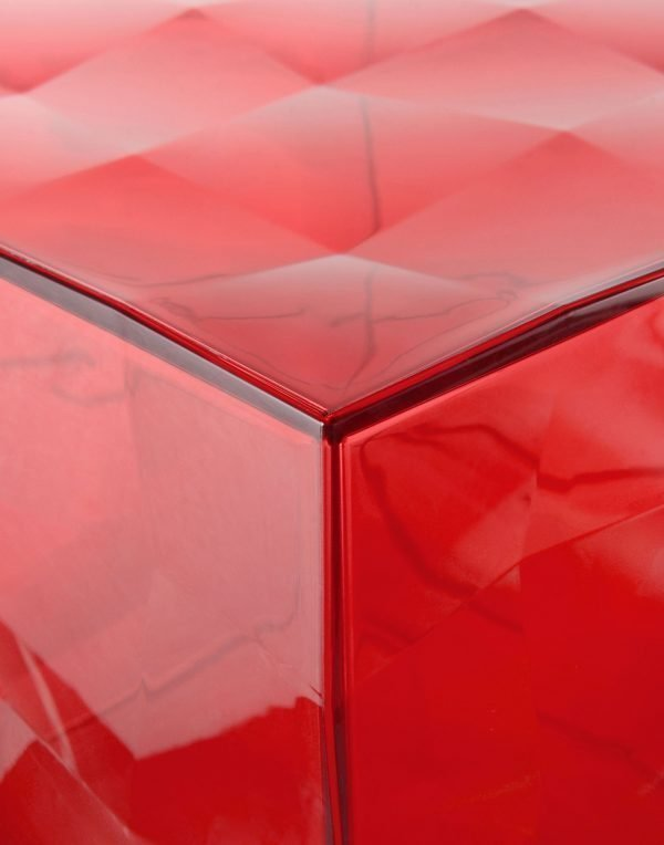 KARTELL OPTIC CON ANTINA ROSSO 2