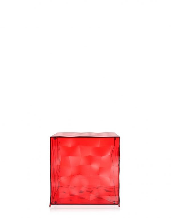 KARTELL OPTIC CON ANTINA ROSSO 3