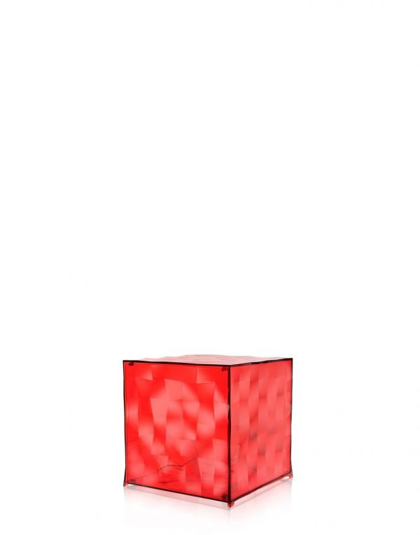 KARTELL OPTIC CON ANTINA ROSSO 4