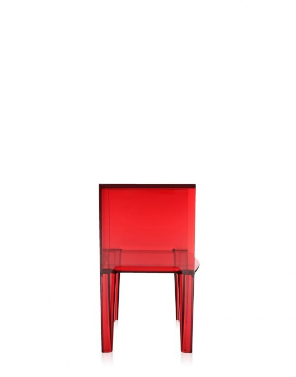 KARTELL SMALL GHOST BUSTER ROSSO TRASPARENTE 1