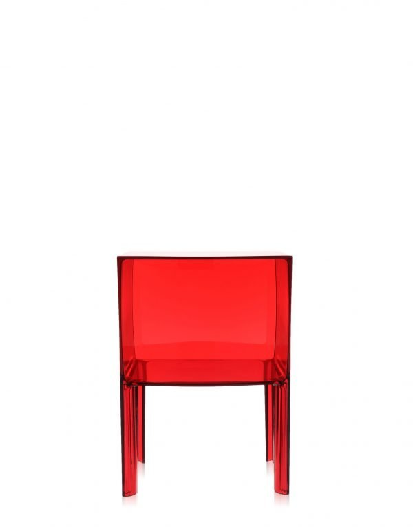 KARTELL SMALL GHOST BUSTER ROSSO TRASPARENTE 2
