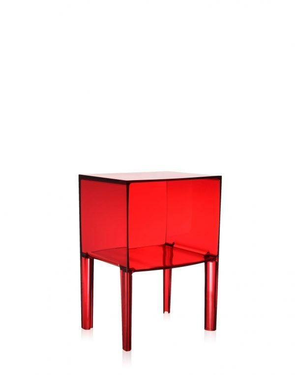 KARTELL SMALL GHOST BUSTER ROSSO TRASPARENTE 3
