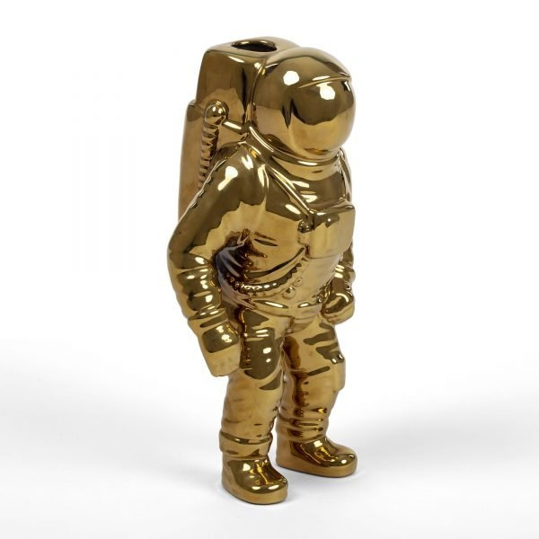 DIESEL LIVING WITH SELETTI COSMIC DINER STARMAN GOLD 1