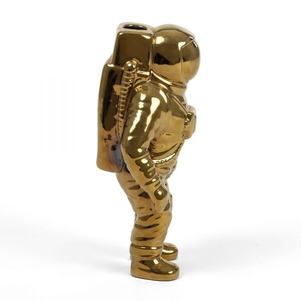 DIESEL LIVING WITH SELETTI COSMIC DINER STARMAN GOLD 2