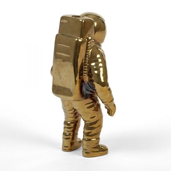 DIESEL LIVING WITH SELETTI COSMIC DINER STARMAN GOLD 3