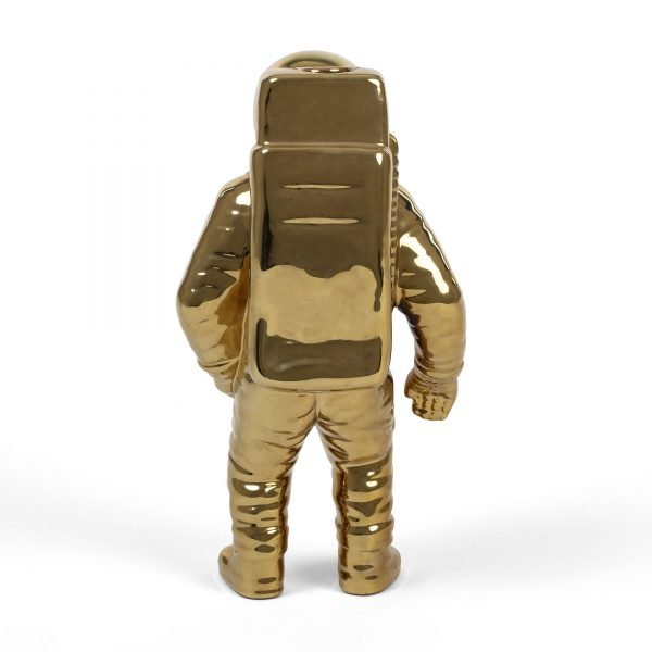 DIESEL LIVING WITH SELETTI COSMIC DINER STARMAN GOLD 4