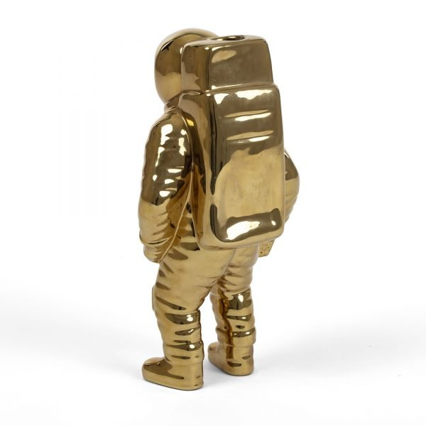 DIESEL LIVING WITH SELETTI COSMIC DINER STARMAN GOLD 5