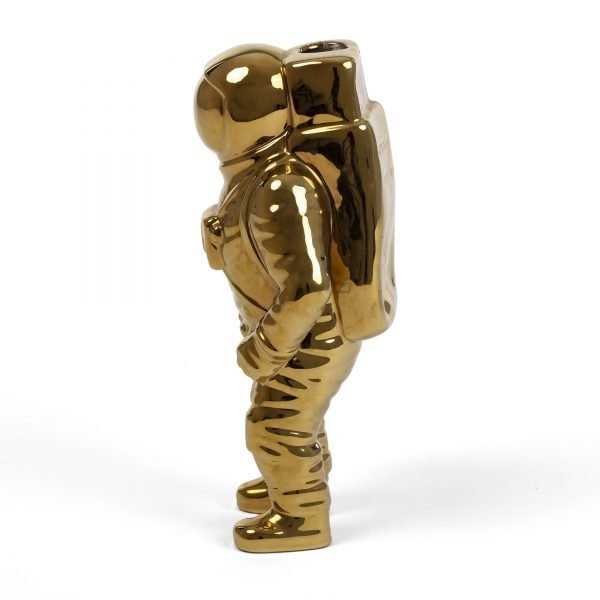 DIESEL LIVING WITH SELETTI COSMIC DINER STARMAN GOLD 6