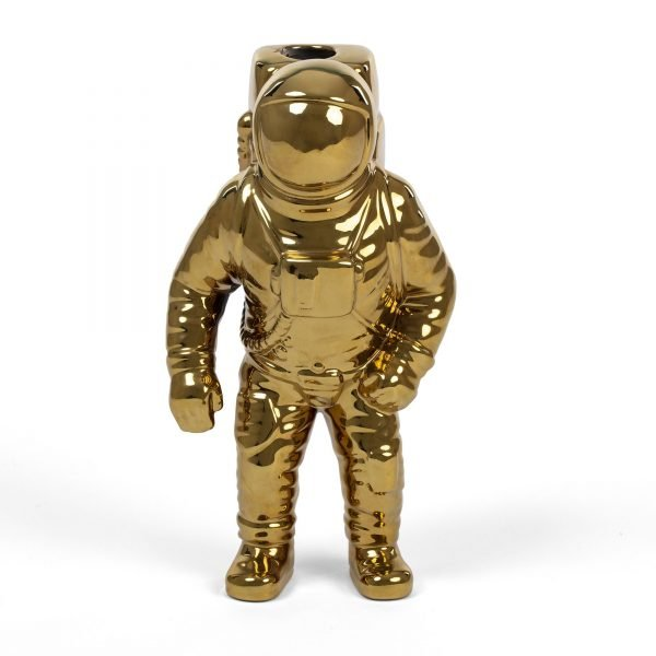 DIESEL LIVING WITH SELETTI COSMIC DINER STARMAN GOLD 8