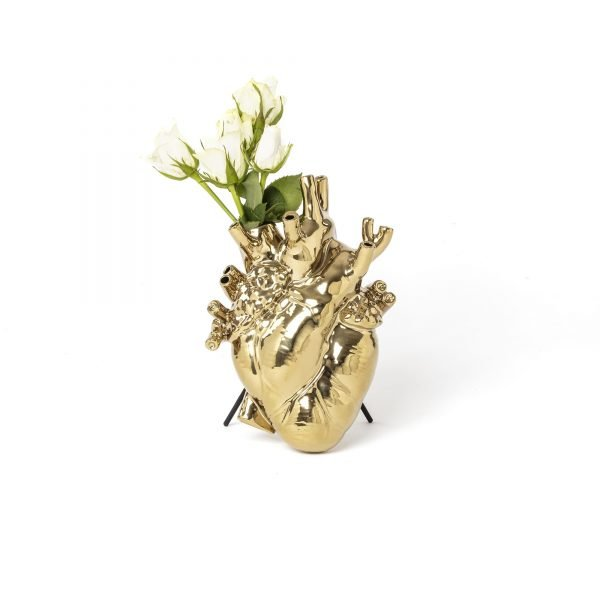 SELETTI LOVE IN BLOOM GOLD-04