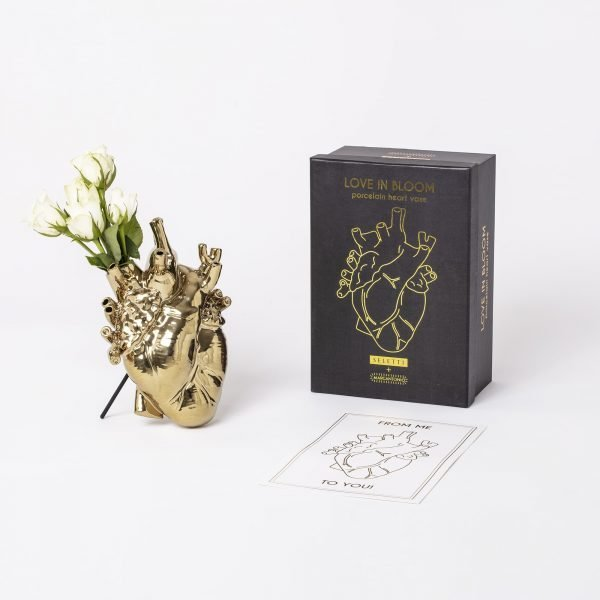 SELETTI LOVE IN BLOOM GOLD-06