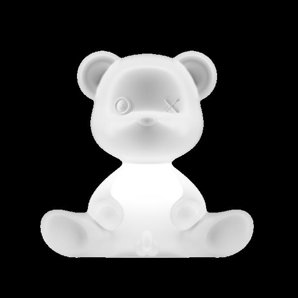 QEEBOO TEDDY BOY LAMP BIANCO