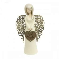 FIGURINE 175MM MIO ANGELO / FOLLOW DREAMS