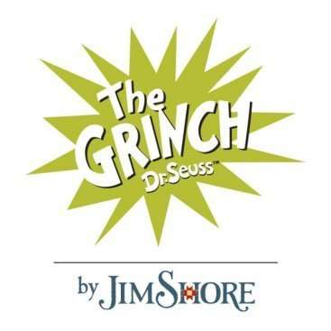 THE GRINCH BY JIM SHORE